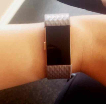 Fitbit Charge 2 Special Edition - Lavender/Rose Gold (Small) uploaded by Sadie M.