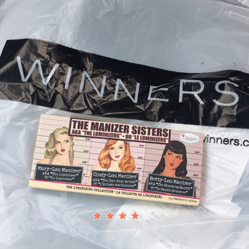the Balm - the Manizer Sisters Luminizers Palette uploaded by Stephanie M.