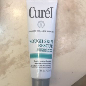 Photo of Curél® ROUGH SKIN RESCUE SMOOTHING LOTION FOR DRY FLAKY SKIN uploaded by Kristy V.