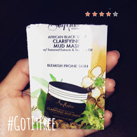SheaMoisture African Black Soap Clarifying Mud Mask uploaded by Melissa A.