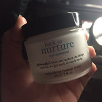 Philosophy Back To Nurture Replenishing Moisture Creme uploaded by Jessica D.