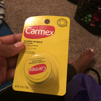 Carmex® Classic Lip Balm Original Jar uploaded by Arnisha W.