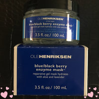 OLEHENRIKSEN Blue/Black-Berry Enzyme Mask™ uploaded by Sara B.