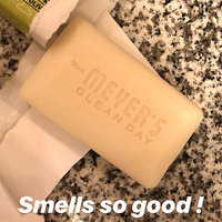 Mrs. Meyer's Clean Day Lemon Verbena Daily Bar Soap uploaded by Nicole V.