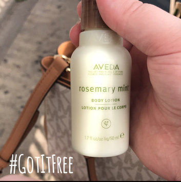 Aveda Rosemary Mint Body Lotion uploaded by Jessica F.