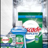 Cascade® Dawn® Lemon Scent Action Pacs™ Dishwasher Detergent 20 ct Pouch uploaded by Valerie j.