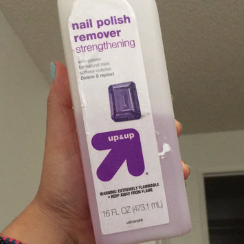 Photo of Up & up Nail Polish Remover uploaded by Chahinez T.