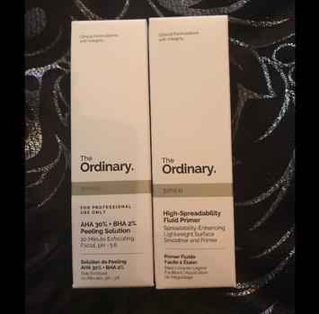 The Ordinary AHA + BHA 2% Peeling Solution uploaded by laura A.