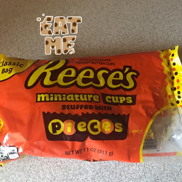 Photo of Reese's Pieces Peanut Butter Cup uploaded by Rissy C.