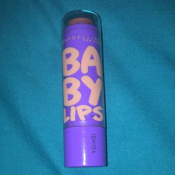 Maybelline Baby Lips® Moisturizing Lip Balm uploaded by Emily P.