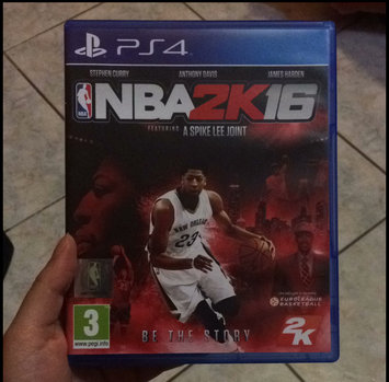 NBA 2K16 PS4 Replen uploaded by Iolanda L.