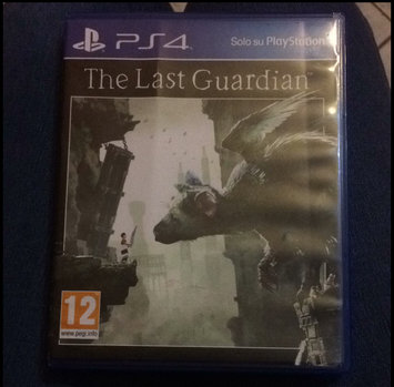Photo of The Last Guardian (PS4) uploaded by Iolanda L.