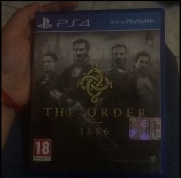 Photo of The Order: 1886 PRE-Owned (PlayStation 4) uploaded by Iolanda L.
