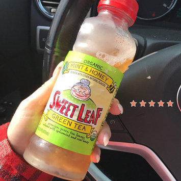 Sweet Leaf® Mint & Honey Green Tea 16 fl. oz. Bottle uploaded by Briana E.