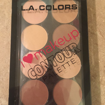Photo of L.A. COLORS I Heart Makeup Contour Palette uploaded by Alicia B.