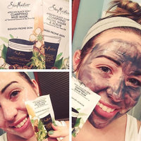 SheaMoisture African Black Soap Problem Skin Face Scrub & Wash uploaded by Haley D.