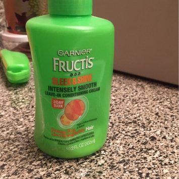 Garnier Fructis Sleek & Shine Leave-In Conditioner, 10.2 oz uploaded by Jennifer A.