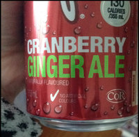 Canada Dry Cranberry Ginger Ale uploaded by Meryem O.