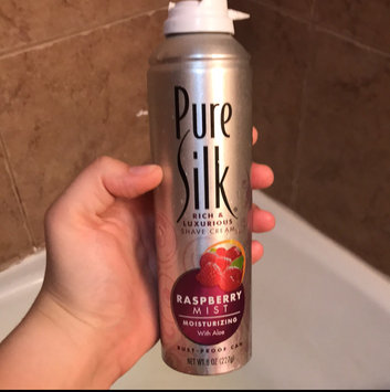 Photo of Pure Silk Cream Sensitive Skin Therapy Cream & Pure Silk Raspberry Mist (Pack of 4) uploaded by Hailee B.