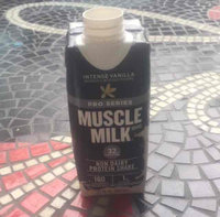 Muscle Milk® Intense Vanilla Non-Dairy Protein Shake 4-11 fl. oz. Cartons uploaded by Sadie M.