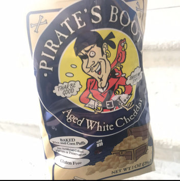 Photo of Pirate's Booty® Aged White Cheddar Rice and Corn Puffs uploaded by Onix M.
