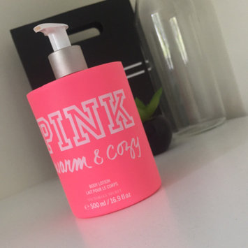 Victoria's Secret Drenched in Pink Warm & Cozy Supersoft Body Lotion uploaded by Gen O.