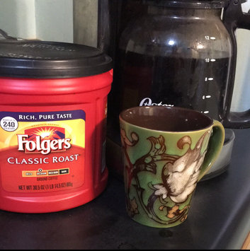 Folgers Coffee Classic Roast uploaded by Mindy B.