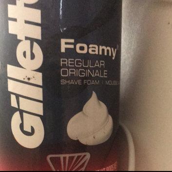 Gillette Foamy Regular Shaving Foam uploaded by Onix M.
