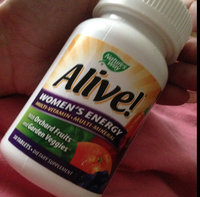 Nature's Way Alive! Once Daily Women's Ultra Potency Multivitamin uploaded by Sandra A.