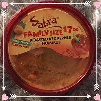 Sabra Roasted Red Pepper Hummus uploaded by Sara B.