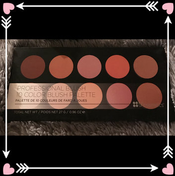 Photo of BH Cosmetics 10 Color Professional Blush Palette uploaded by Sara B.