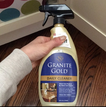 Photo of Granite Gold Daily Liquid Cleaner uploaded by Ashley W.