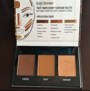 Black Radiance True Complexion Crème Contour Palette Medium to Dark .26 oz uploaded by Vineetha V.