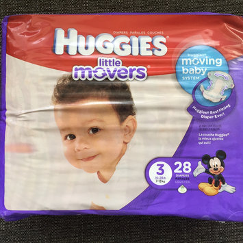 Huggies® Little Movers Diapers uploaded by Umme S.