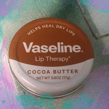 Vaseline® Lip Therapy® Cocoa Butter Lips Lip Balm Tin uploaded by Yolanda P.