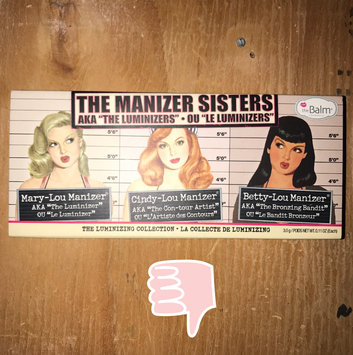 the Balm - the Manizer Sisters Luminizers Palette uploaded by Sara B.