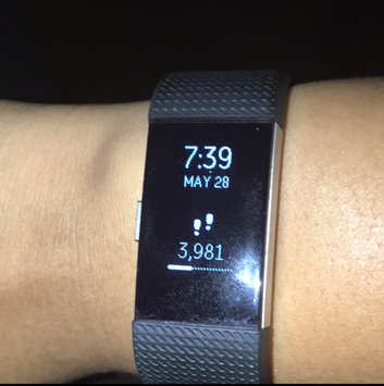 Photo of Fitbit Charge 2 - Black, Large by Fitbit uploaded by Vineetha V.