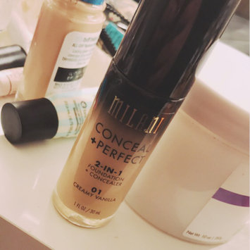 Milani Conceal + Perfect 2-in-1 Foundation + Concealer uploaded by Joseline G.