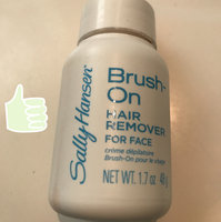 Sally Hansen Brush-On Hair Remover Creme For Face uploaded by Sara B.