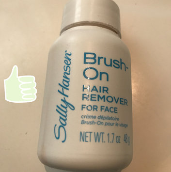 Photo of Sally Hansen® Brush On Hair Remover Cream for Face uploaded by Sara B.