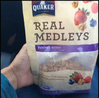 Quaker® Real Medleys Granola Summer Berry uploaded by carla C.