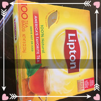 Lipton® Serve Hot or Iced Tea Bags uploaded by Kennedy W.