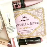 Too Faced Natural Eye Neutral Eye Shadow Collection uploaded by Alex S.