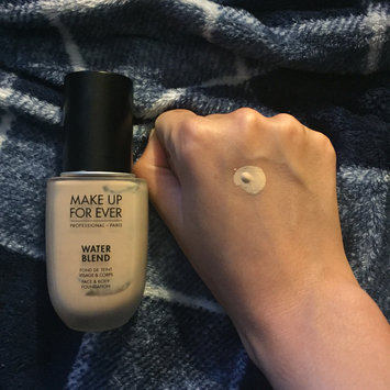 Photo of MAKE UP FOR EVER Water Blend Face & Body Foundation uploaded by Kassie K.