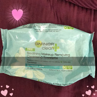 Garnier Skin Skinactive Clean Plus Refreshing Remover Cleansing Towelettes (Pack of 3) uploaded by Michele M.