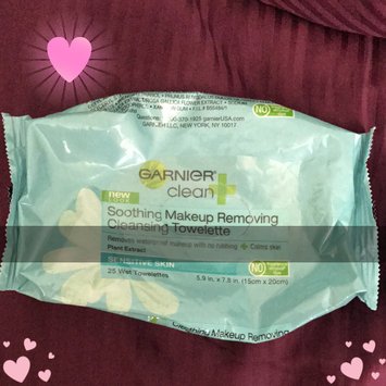 Photo of Garnier SkinActive Clean+ Refreshing Remover Cleansing Towelettes uploaded by Michele M.