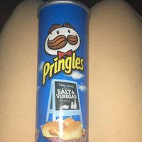 Pringles® Salt & Vinegar Flavored Potato Crisps 5.5 oz. Canister uploaded by Andjoua R.