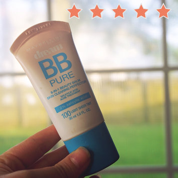 Maybelline Dream Pure BB Cream Skin Clearing Perfector uploaded by Megan R.