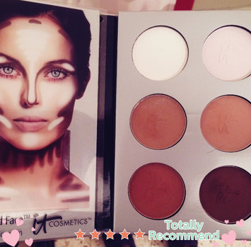 Photo of IT Cosmetics My Sculpted Face Palette uploaded by Ivette U.