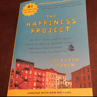 The Happiness Project uploaded by Maya T.